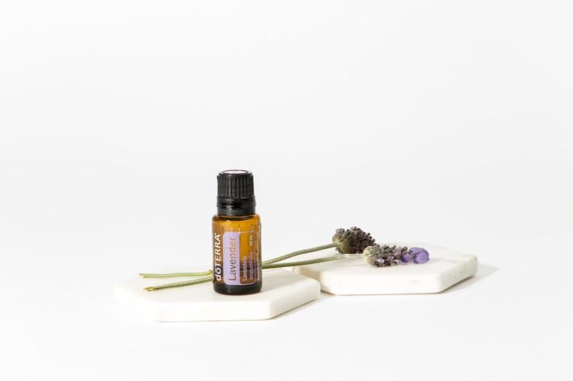 lavendar - after nappy rash cream